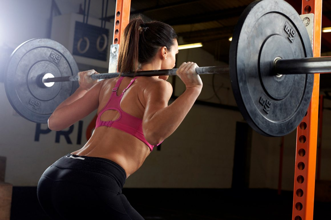 Proteínas para ganancia de músculo