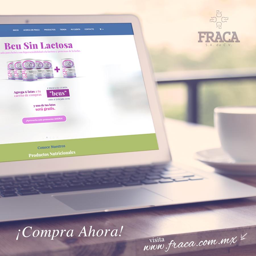 www.fraca.com.mx - tienda en línea